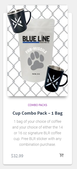 Cup Combo Pack - 1 Bag