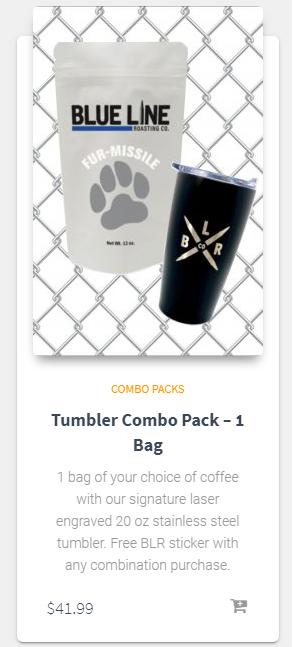 Tumbler Combo Pack - 1 Bag