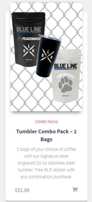 Tumbler Combo Pack - 2 Bags