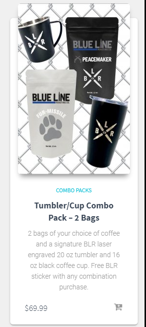 Tumbler Cup Combo Pack - 2 Bags