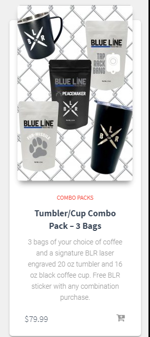 Tumbler Cup Combo Pack - 3 Bags